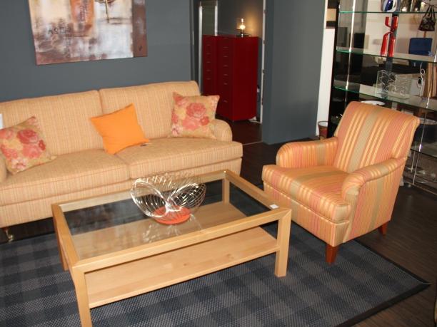 BW - 2 Sessel, 1 Sofa